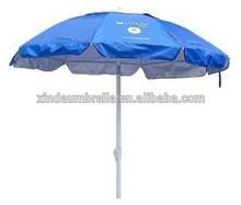 1.8m playa paraguas paraguas promocional