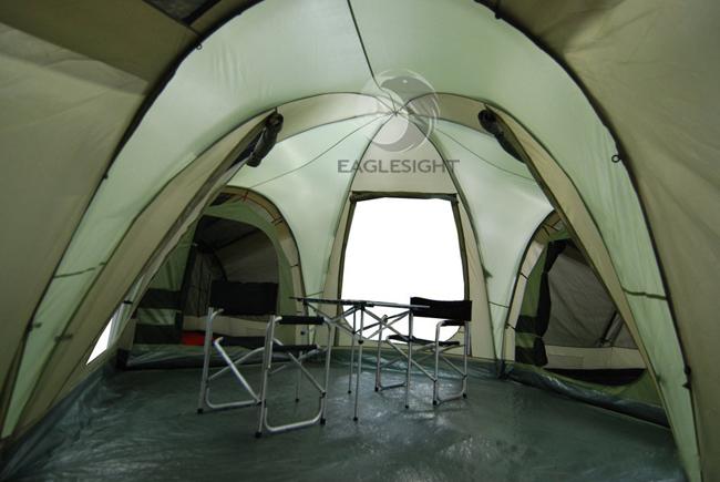 Oem Grande Tente Salon Tente 3 De Tente De Camping 10