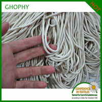 thick cotton rope /thick cotton string