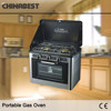 Portable Camping Gas Oven with Stove Combo CS-02