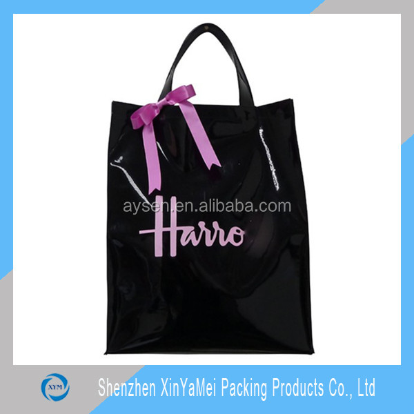 Promotional fashion hanging ladies leather vanity bag for gift