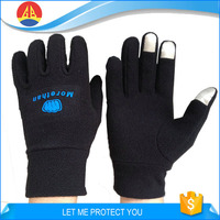 Full Finger Polar fleece Touch Screen Motorbike and Motorcycle and Driving Warm Gloves