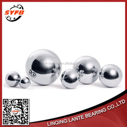 20mm 30mm 40mm 50mm 60mm big chrome steel ball for bearing
