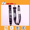 Universal Black Adjustable Lap Belt Car Truck Seat Belt Two Point Safety