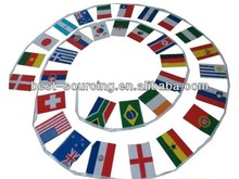 Promotion colourful decorate italy flag bracelet
