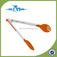 silicone clip bread clips food barbecue barbeque steak microwave stainless steel cooking tools kitchen tongs bakeware tong