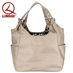 Trendy Satchel Style Wholesale Designer Mummy Diaper Bags for Baby