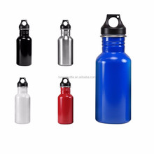 stainless steel white bottle, Kids Water Bottles /600ml stainless steel bottle/stainless steel water bottle with sippy lid