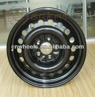 New steel cars wheels 18x7.5 which can be used for FORD