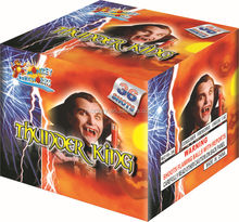 Hot 36 Shots Thunder King fireworks shells for sale