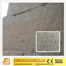 Cheap Chinese nice G350 yellow granite block