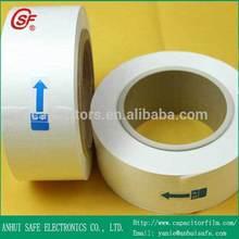 Materiali batteria agli ioni di litio batteria al litio separatore, PE/PP separatore