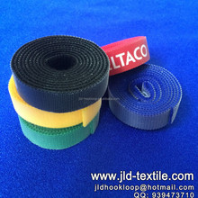 factory price back to back velcro tape Cable Tie Wrap
