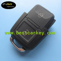 New Style 2 button 433Mhz 1JO 959 753 N car key unit for vw remote key