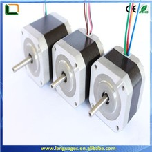 wholesale High Torque 2 phase stepper motor for 3D printer units