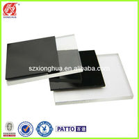 Hot Sales Clear Acrylic Plastic Sheets For Bathrooms