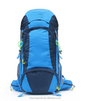 OEM or ODM welcomed top grade hiking backpack with many color available for big sale