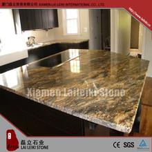 Hot sale granite tropical brown countertop