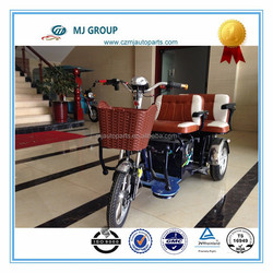 adult electric tricycle/pedal cargo tricycle