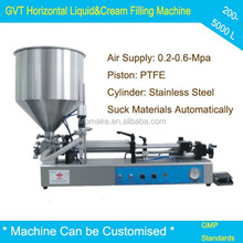 High quality bottle water / beer / paint filling machine