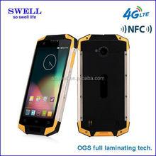 Alibaba Wholesale used electronics ip68 Waterproof Rugged Phone X9 with NFC Function Optional