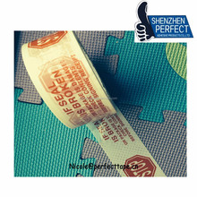 Strong adhesive custom logo printed packaging tape with company logo