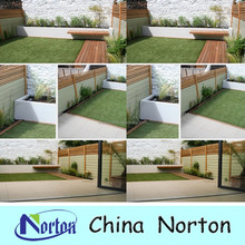 landscaping decorative green artificial lawn/grass/turf in the wall NTAT-D313