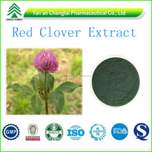 GMP certificated Factory price of high quality red clover isoflavone extract