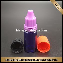 buy direct from china factory 30ml Plastic oil bottle plastic cigar molds