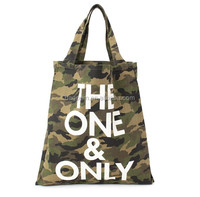 hot sale customized army cotton canvas bags