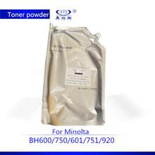compatible bulk refill konica minolta bizhub BH600 toner