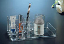 transparency acrylic case for cosmetic