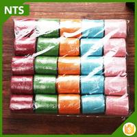 NTS Colorful Jute Fabric