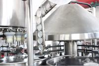 New Design Automatic Aluminum Foil Milk processing machine with low price