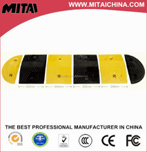 Chongqing high quality best-selling rubber speed humps