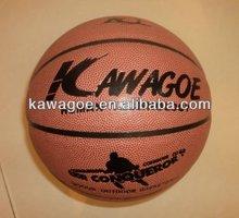 Cheap PU leather basketball