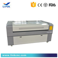 High precision 1610 laser engraving and cutting machine LINK