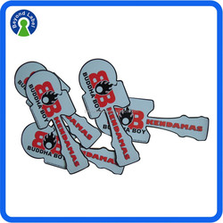 Printing High Quality Strong Adhesive Die Cut Decal Stickers, Custom Waterproof Roll Logo Stickers