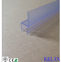 hot sale glass shower door plastic seal strip