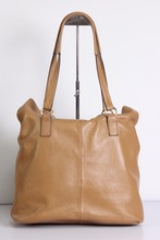 Best selling custom luxury shopping handbag factory