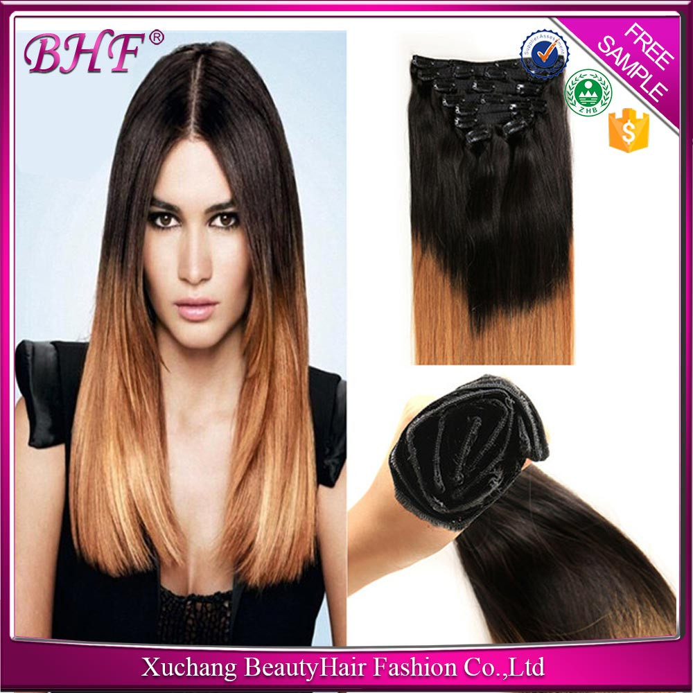 Clip In Colored Hair Extensions Cheap 77