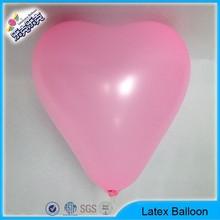 Natural latex balloons Heart balloons