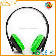Bulk sale factory price high fashion foldable headset with CE & ROHS