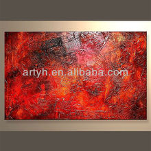Newest Handpainted Abstract Art Picture In Discount Price