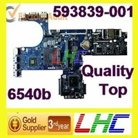 6540b 593839-001 laptop motherboard for hp 100% tested before shipping
