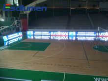 Esdlumen stadium perimeter led screen display light the Lebanese Basketball Stadium