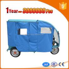 eco friendly high speed motorized manual rickshaw