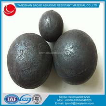 Multielement Alloyed Casting Grinding Steel chromium Balls With Various Sizes