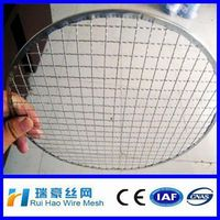 Easy clean Durable barbecue wire mesh