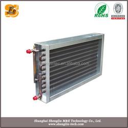 marine SS shell & tube compact refrigerator evaporator